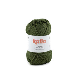 Katia Katia Capri - 175 Olijfgroen - 50 gr.