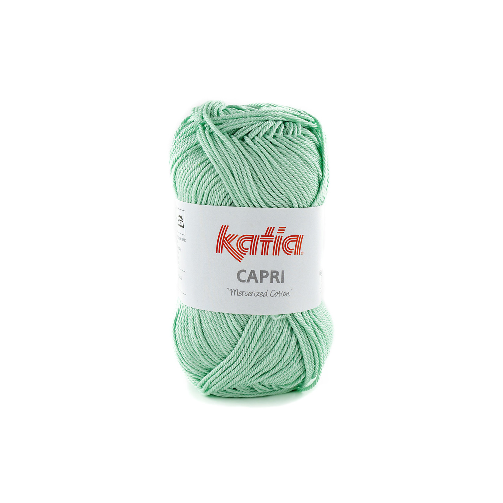 Katia Katia Capri - kleur 174 Witgroen - 50 gr. = 125 m. - 100% katoen