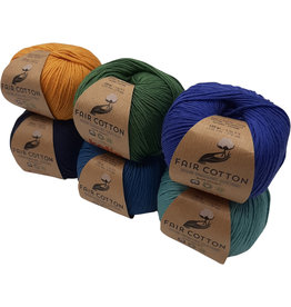 Katia Katia Fair Cotton - Marokko - 6 x 50 gr.