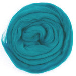 Meervilt Lontwol Merino EU - 627 Deep Turquoise - 50 gr.