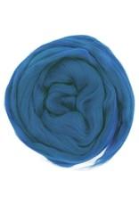 Meervilt Lontwol Merino EU - 649 Saphire Mix - 50 gr.