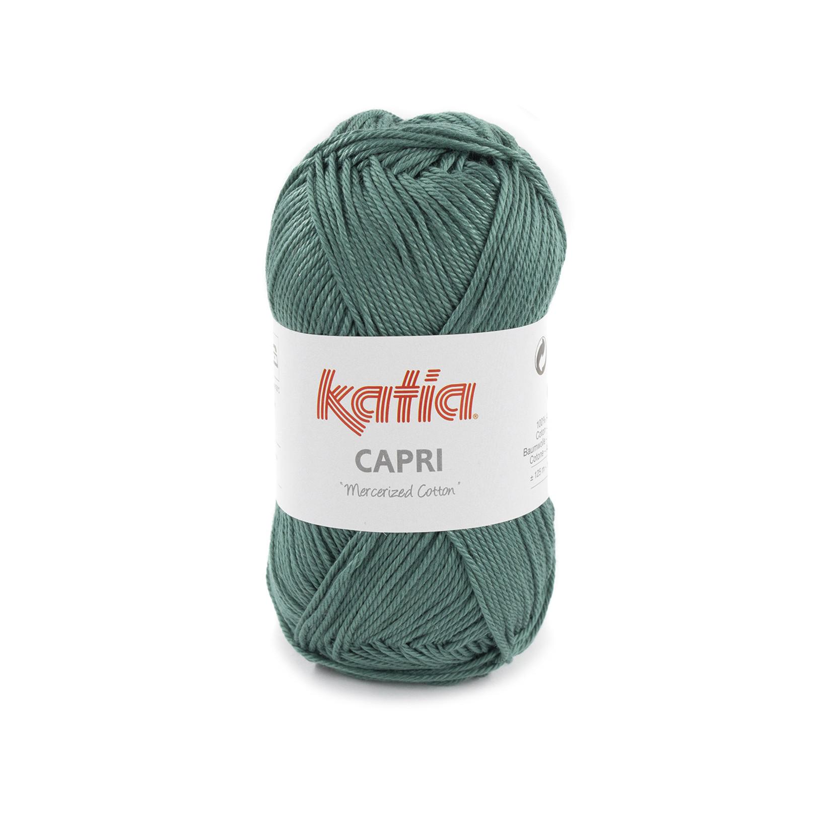 Katia Katia Capri - kleur 179 onbekend - 50 gr. = 125 m. - 100% katoen