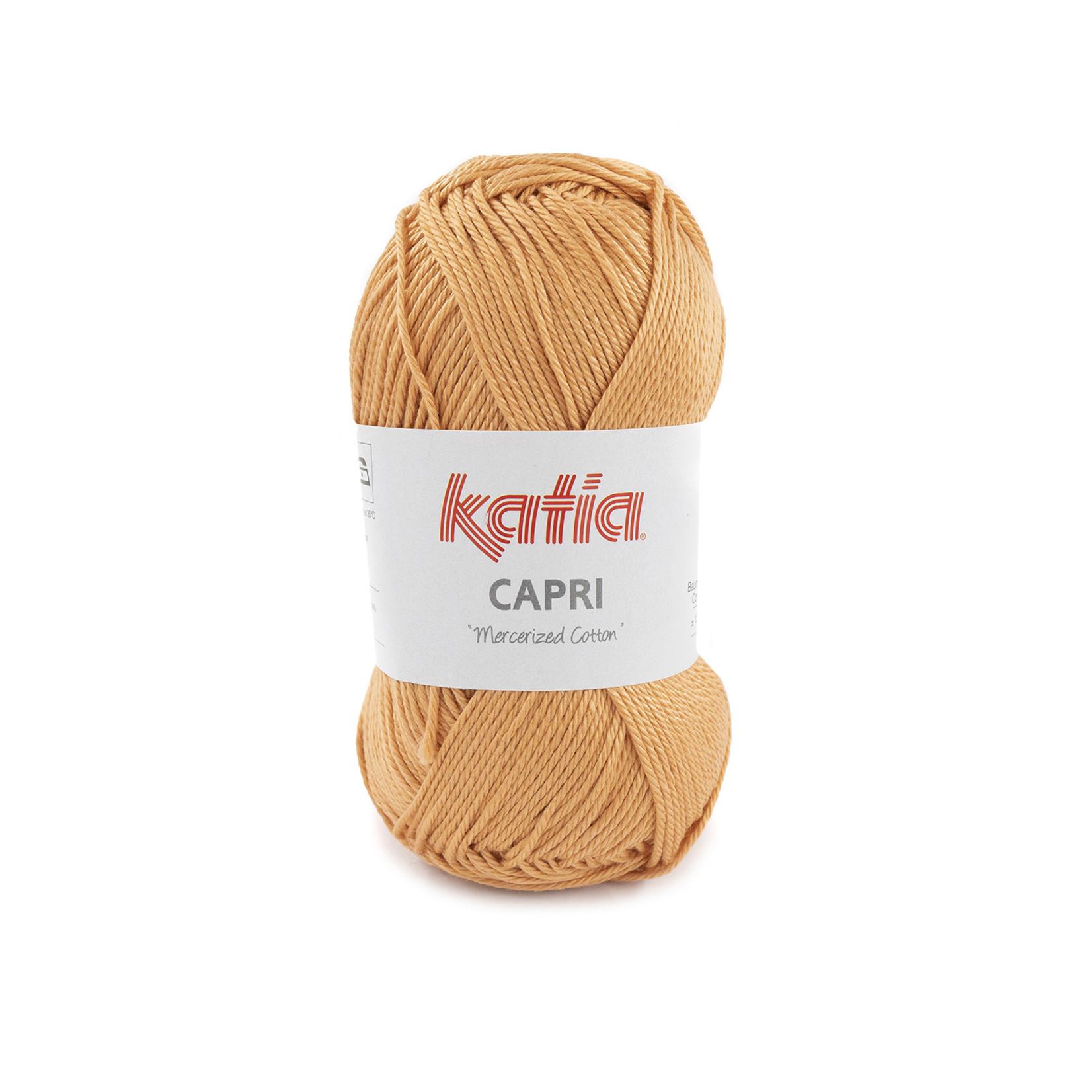 Katia Katia Capri - kleur 181 Pasteloranje- 50 gr. = 125 m. - 100% katoen