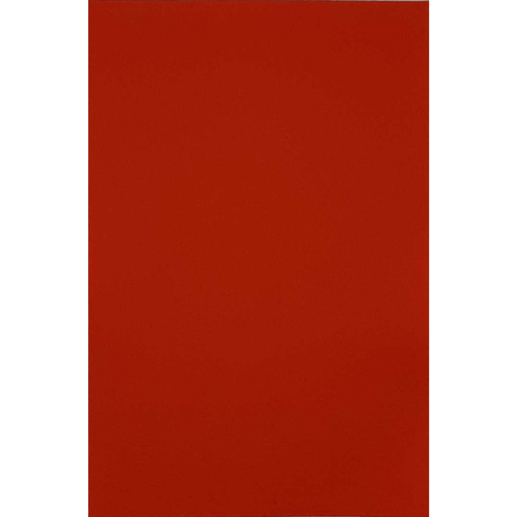 HollandFelt Wolvilt - lapje 20 x 30 cm. - kleur 06  Oranjerood - zuiver scheerwol- 1 mm. dik