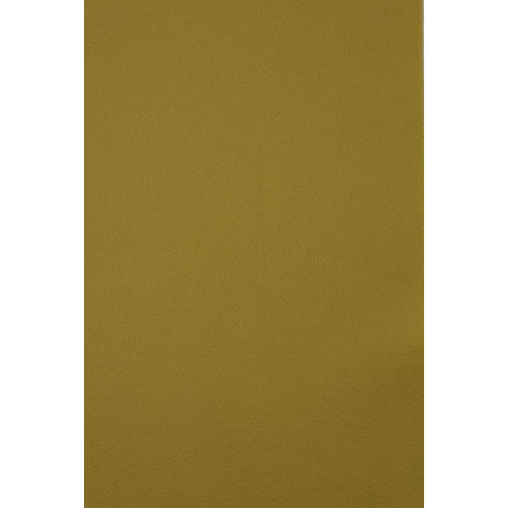 HollandFelt Wolvilt - lapje 20 x 30 cm. - kleur 13 - Pastelgroen - zuiver scheerwol- 1 mm. dik