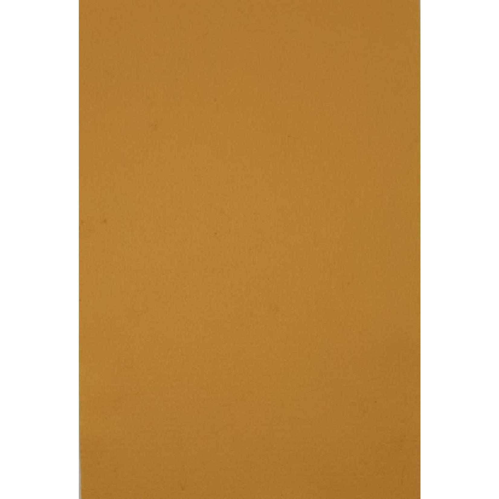 HollandFelt Wolvilt - lapje 20 x 30 cm. - kleur 10 - Pastelgeel - zuiver scheerwol- 1 mm. dik