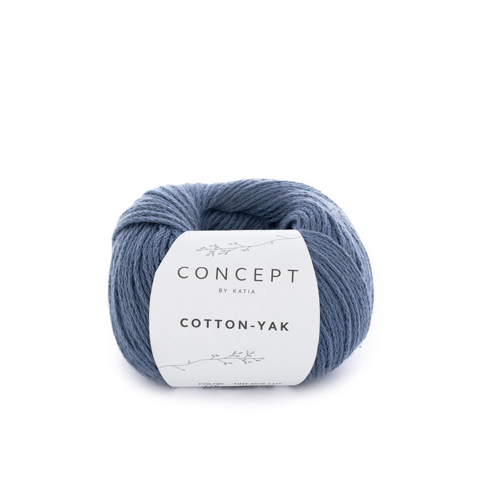 Katia Katia Cotton Yak - 116 - Jeans - katoen wol yak