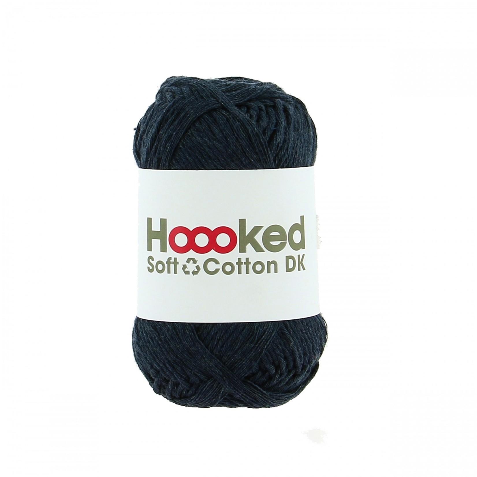 Hoooked Hoooked Soft Cotton DK Paris Jeans 50 gr. / 85 m.