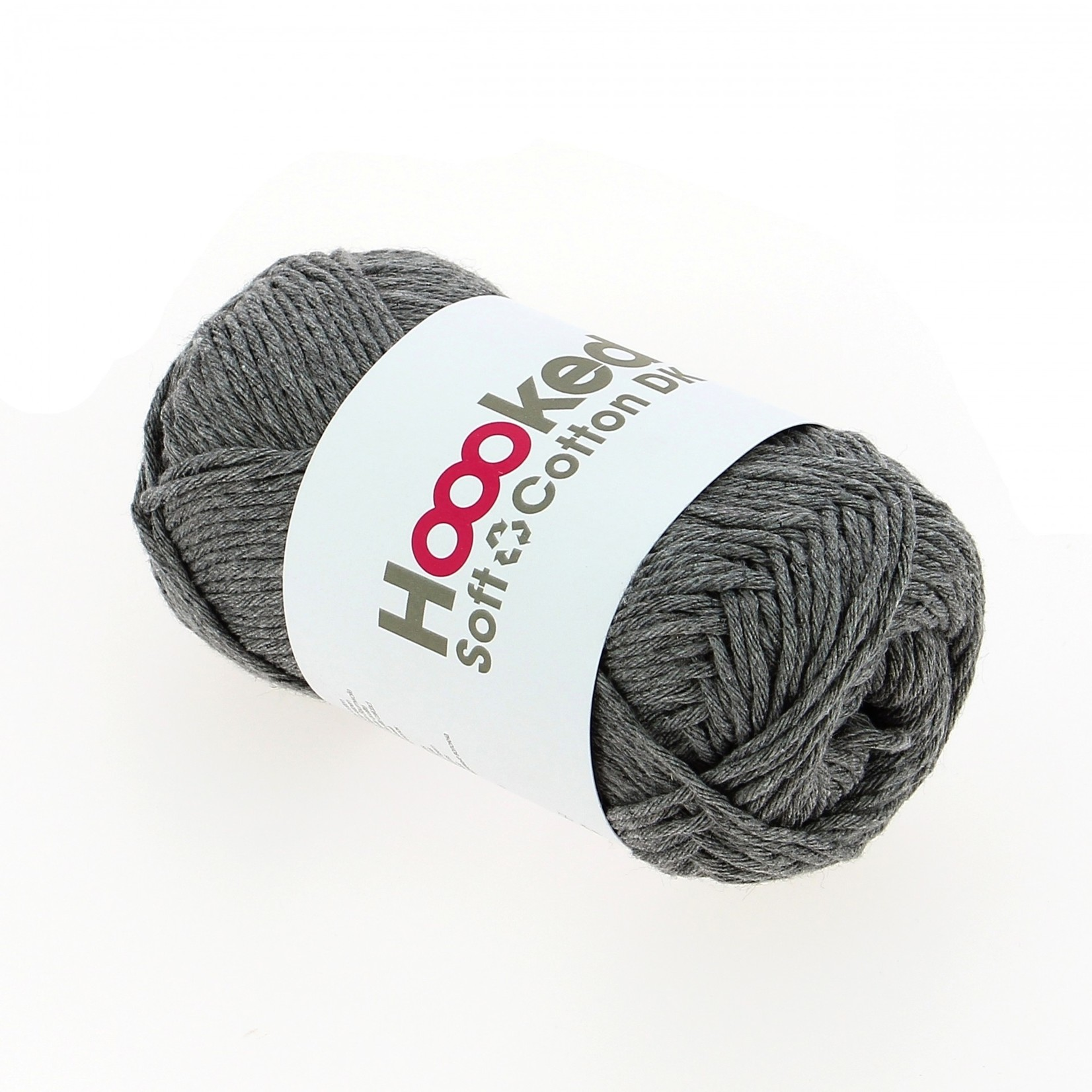 Hoooked Hoooked Soft Cotton DK Berlin Lava 50 gr. / 85 m.