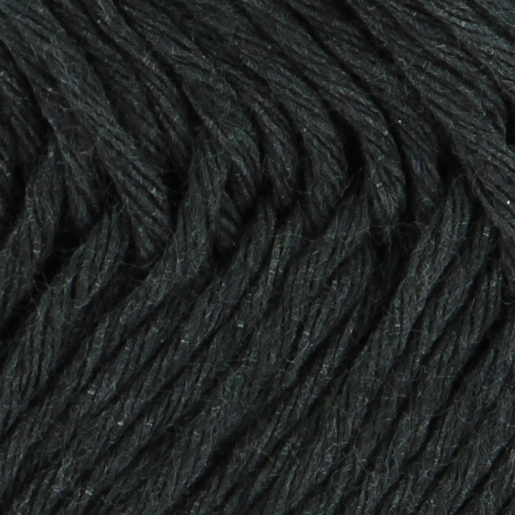 Hoooked Hoooked Soft Cotton DK London Charcoal 50 gr. / 85 m.