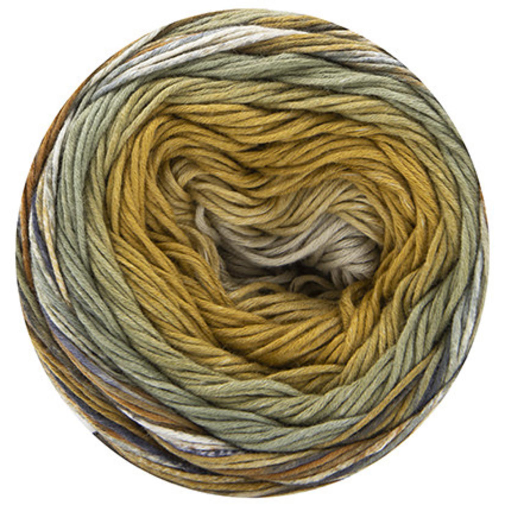 Katia Katia Fair Cotton Craft verloopgaren Kleur 801 - 175 gr.