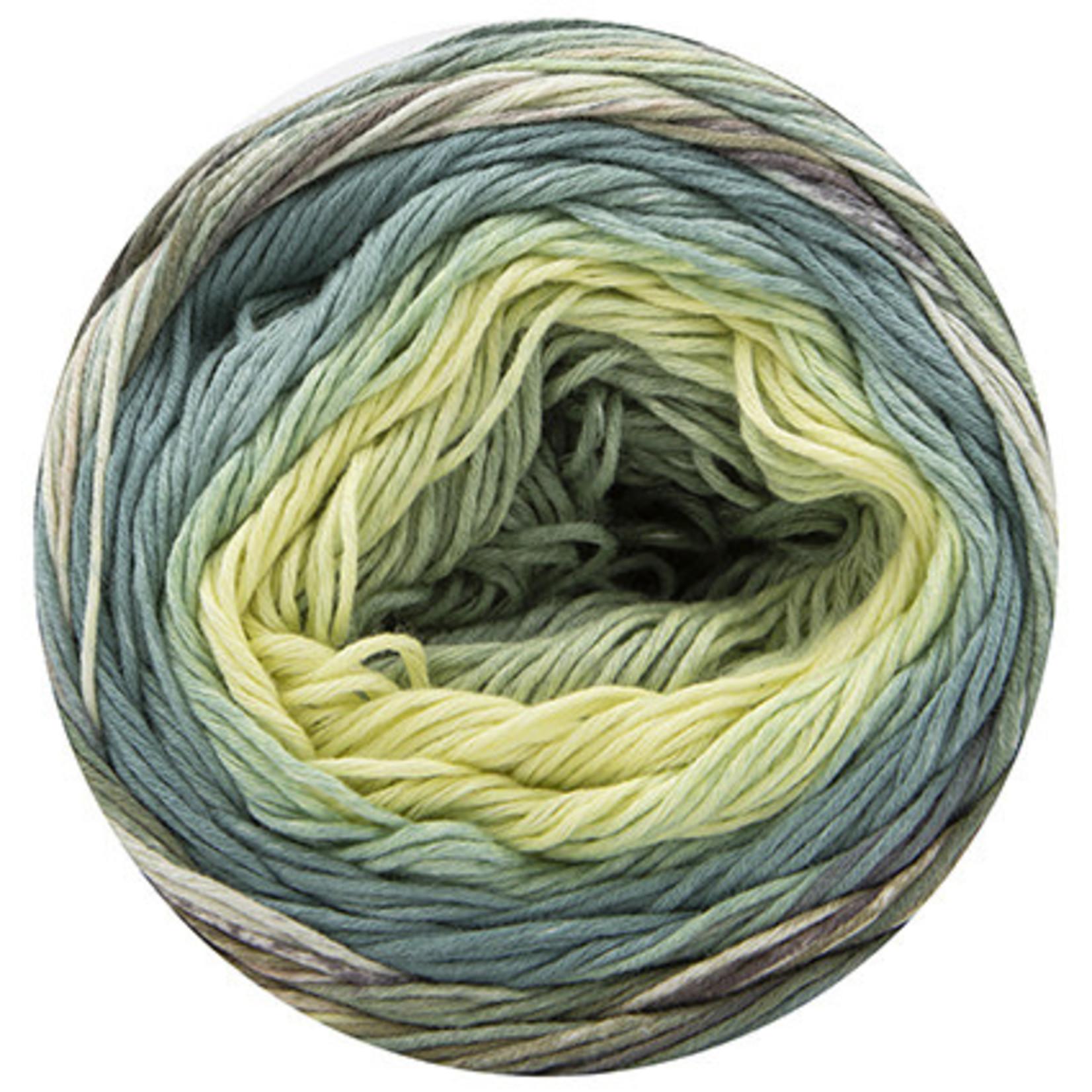 Katia Katia Fair Cotton Craft verloopgaren Kleur 803 - bundel 2 bollen x175  gr.