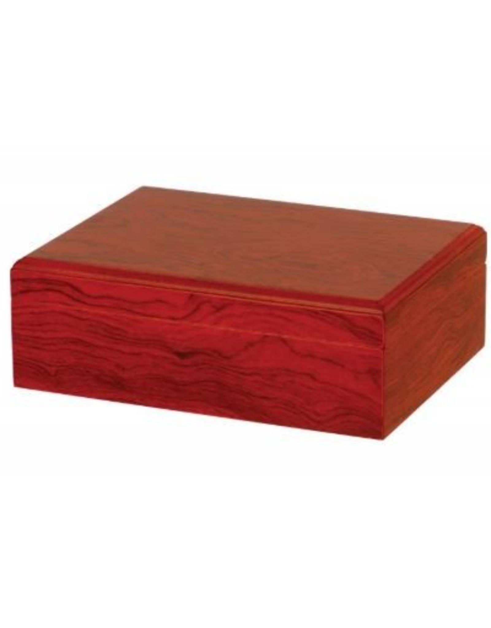 Zorr Wooden Humidor Brown