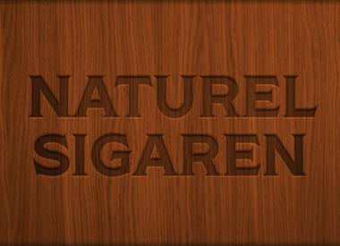 Naturel sigaren