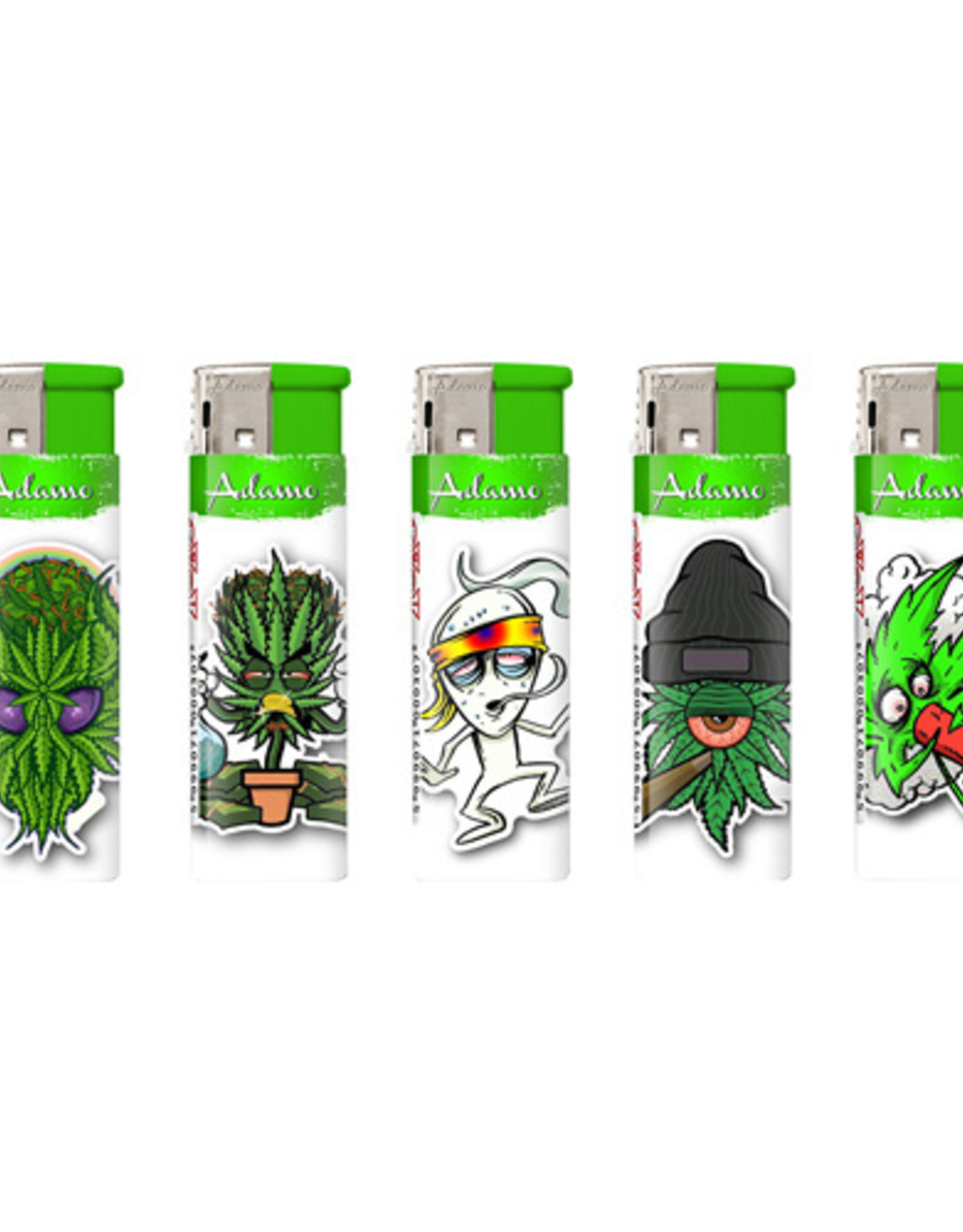 Adamo Green Weed aanstekers