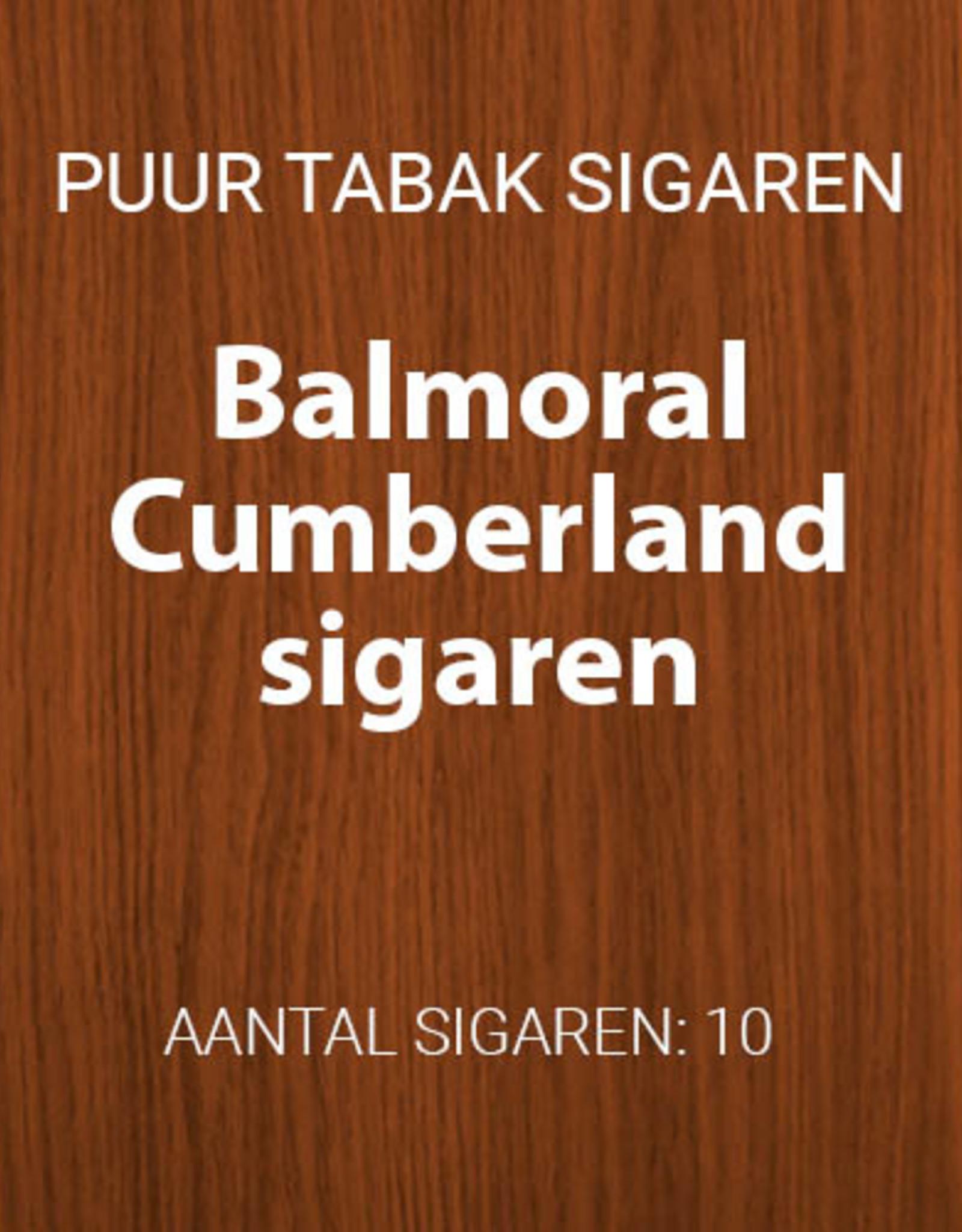 Balmoral Cumberland petit panatella