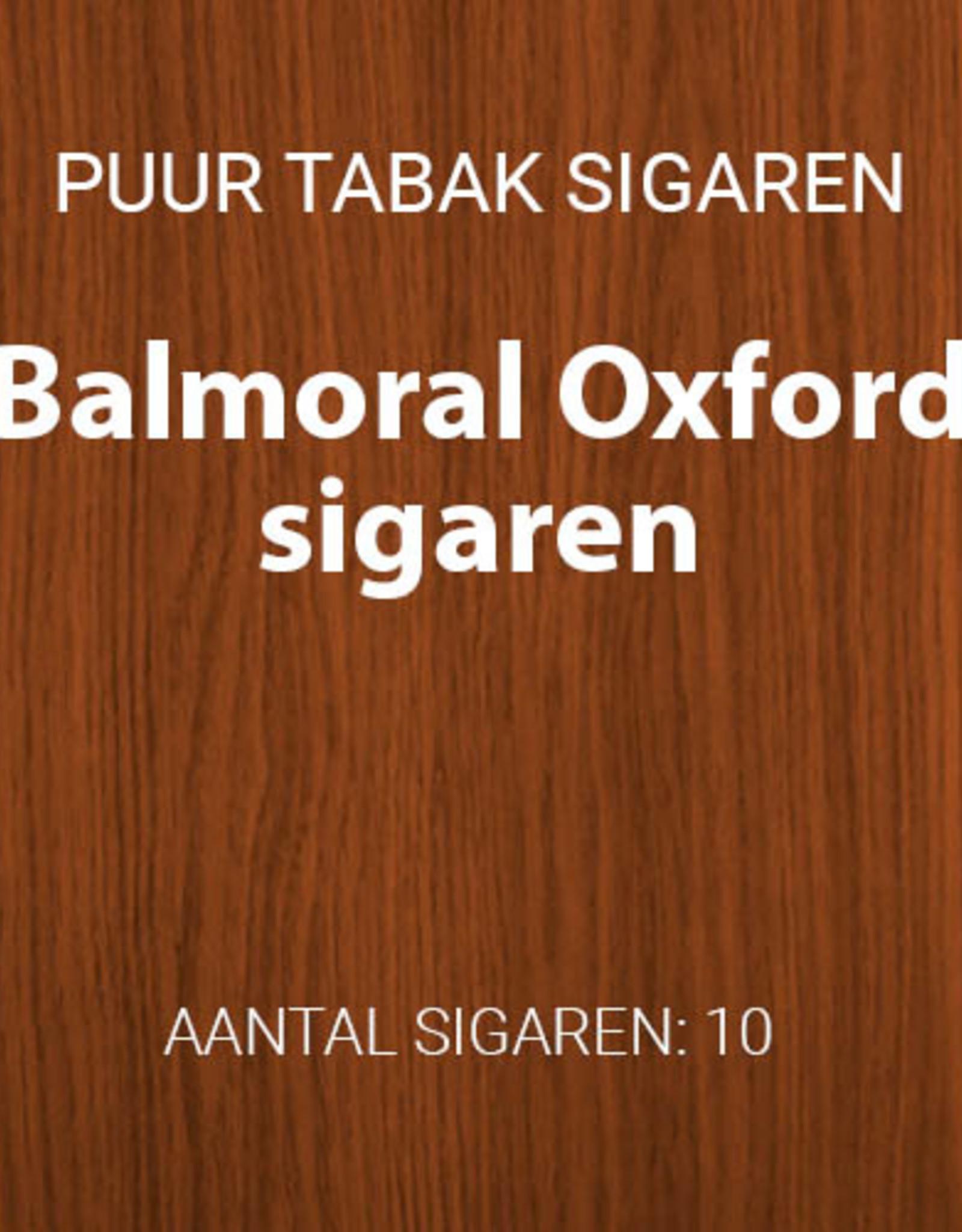 Balmoral Oxford Tuitknak