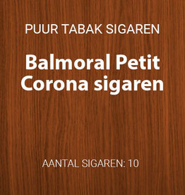 Balmoral Petit Corona