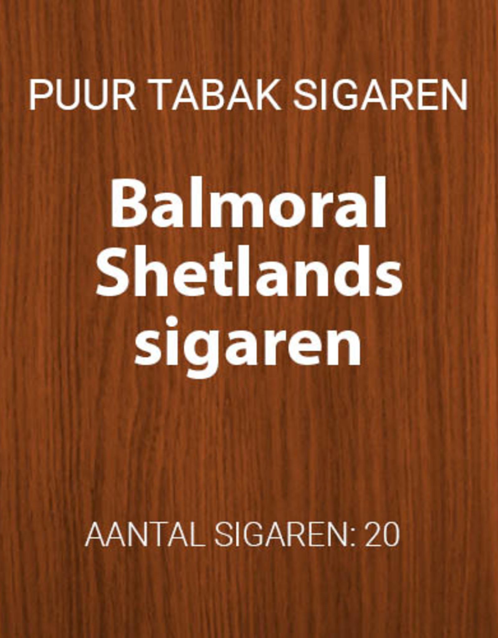 Balmoral Shetlands Cigarillos