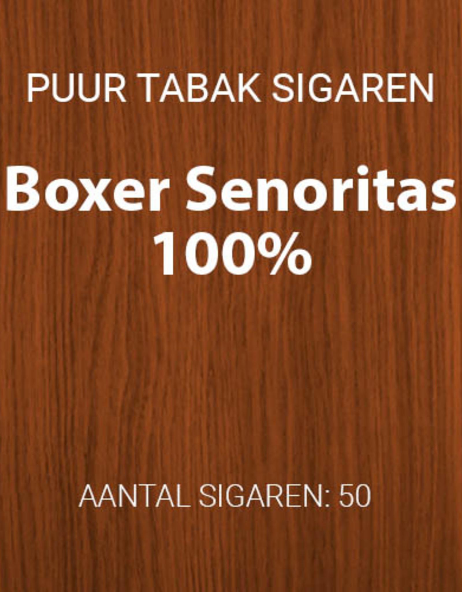Boxer Serie Senoritas