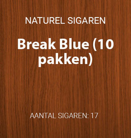 Break Blue - Filter Cigarillos