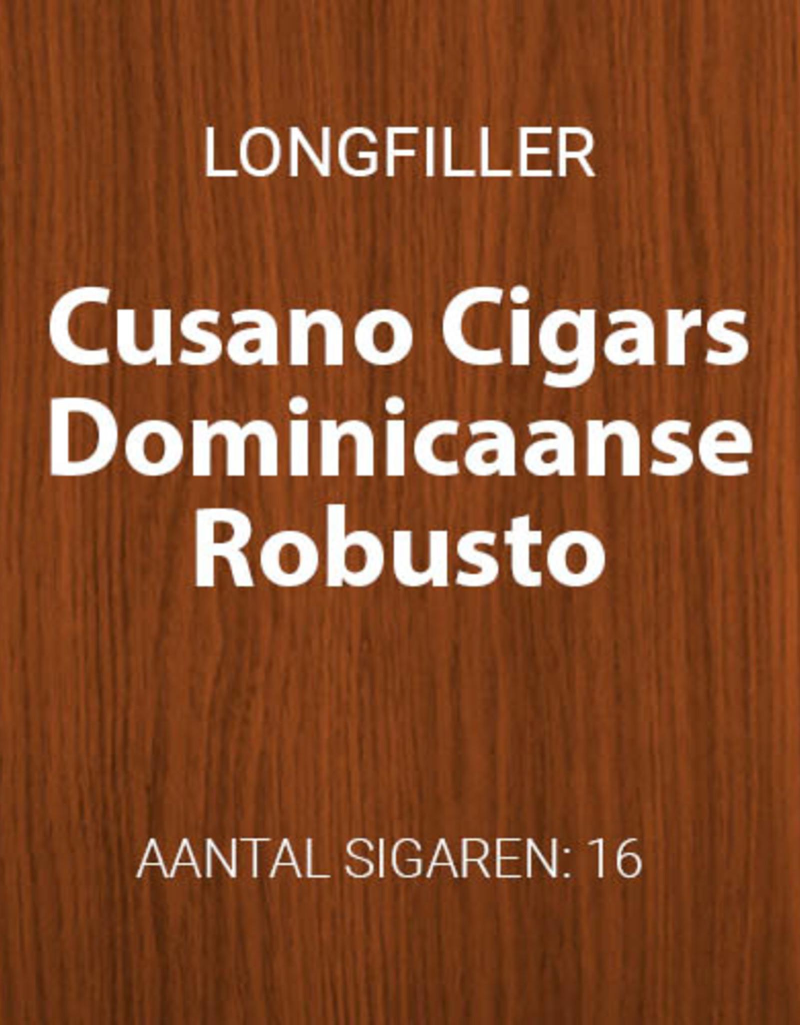 Cusano Dominicaanse Robusto