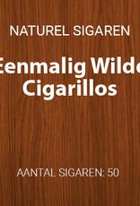 Eenmalig Cigarillos naturel