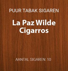 La Paz Wilde Cigarros 10 stuks