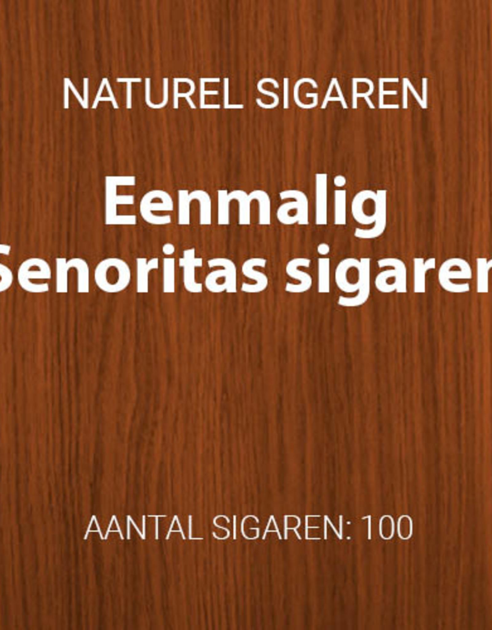 Eenmalig Senoritas (100x)