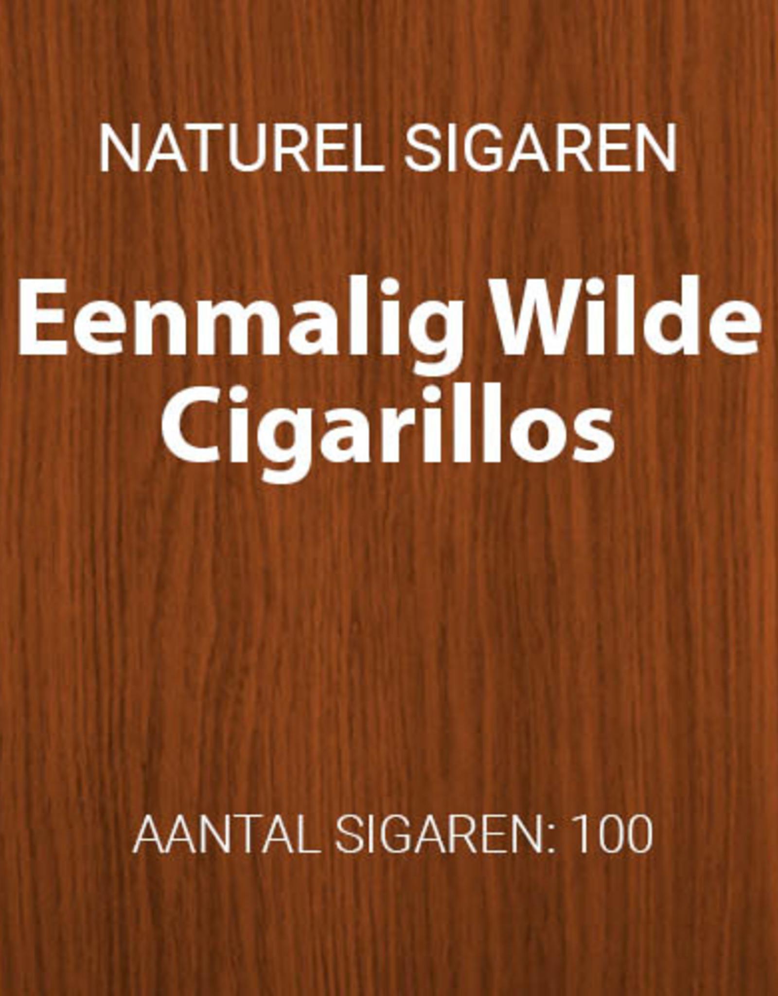 Eenmalig Eenmalig Wilde Cigarillos (100x)