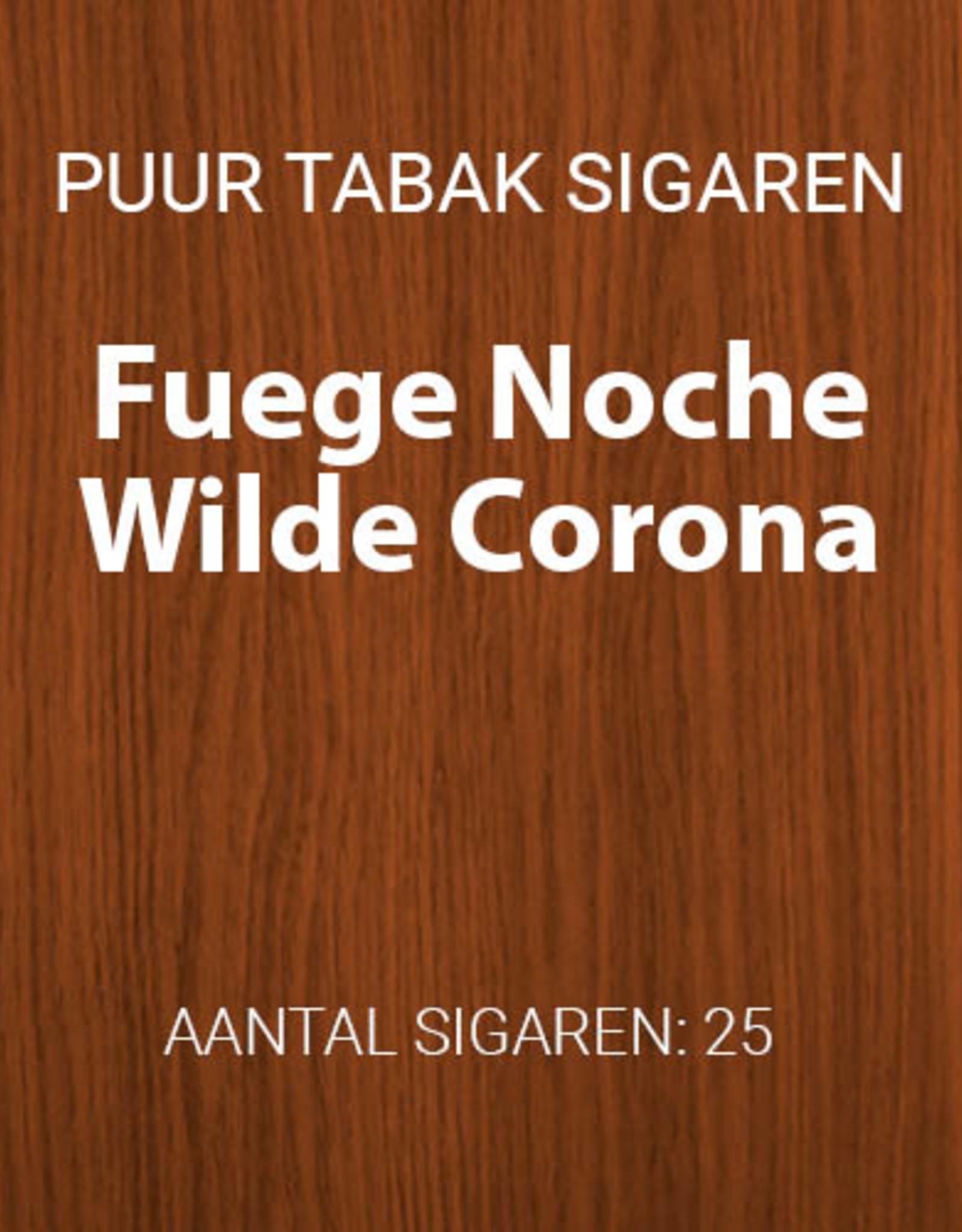 Fuege Noche Wilde Corona