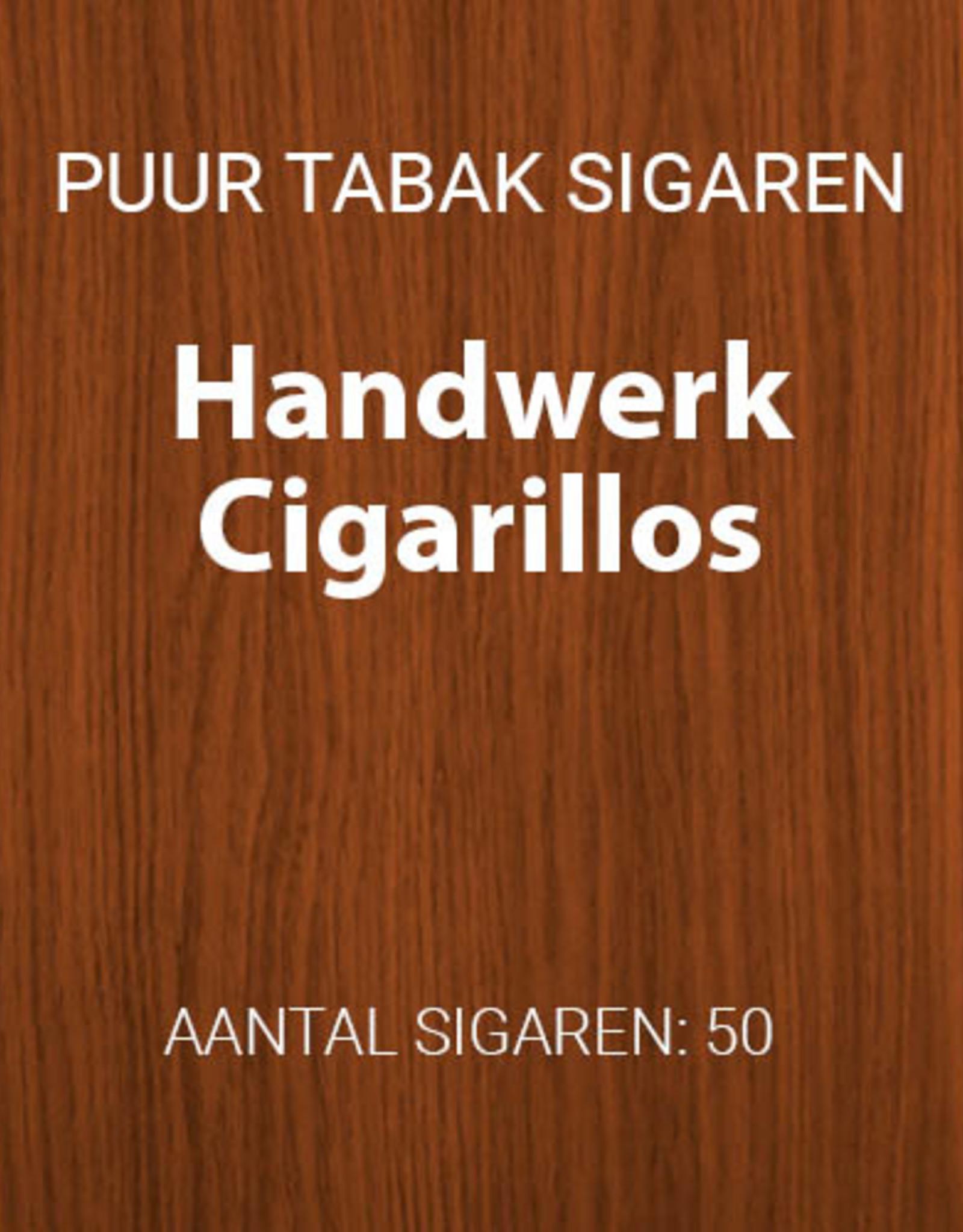 Handwerk Cigarillos | 100% tabak