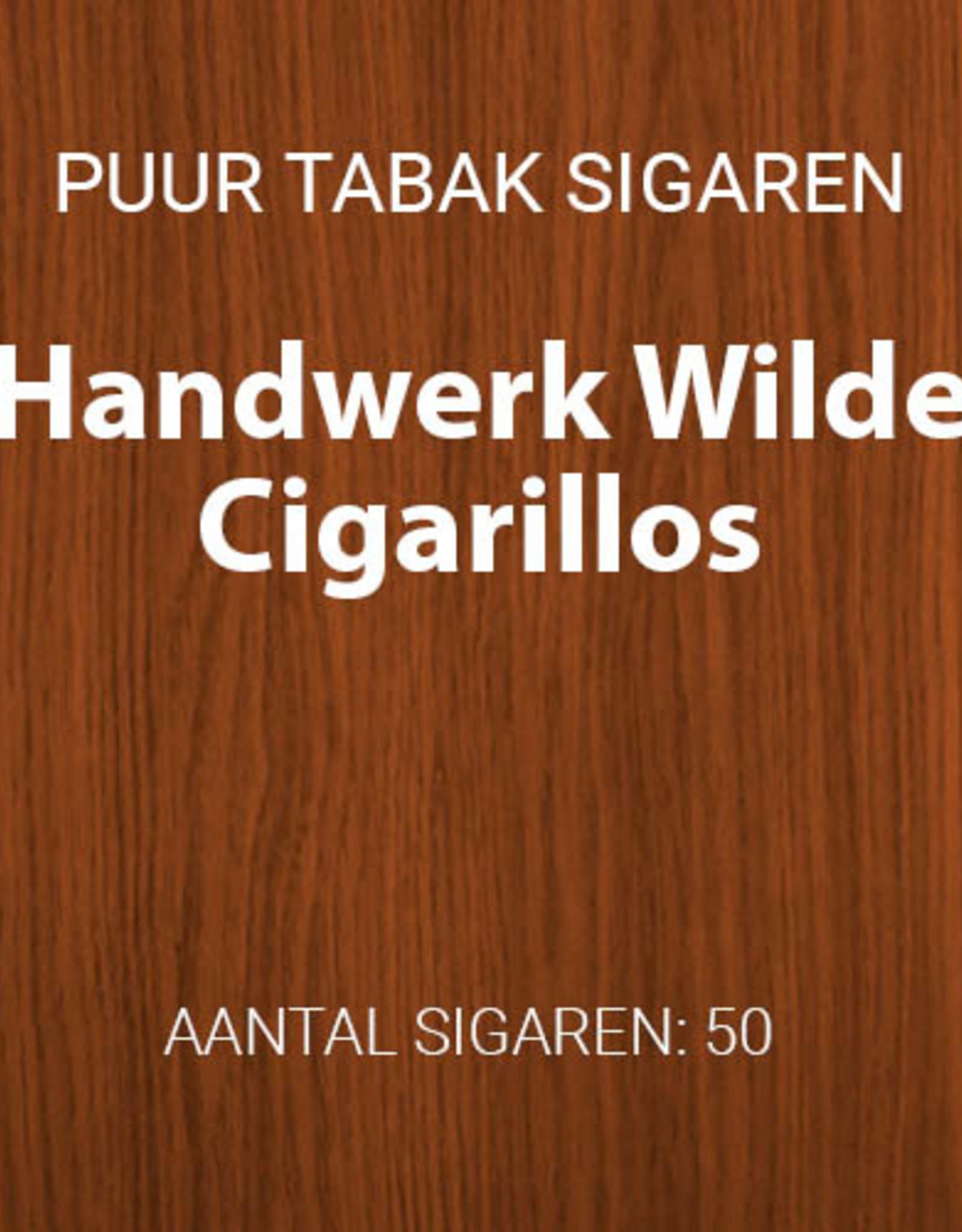 Handwerk Wilde Cigarillos 100%