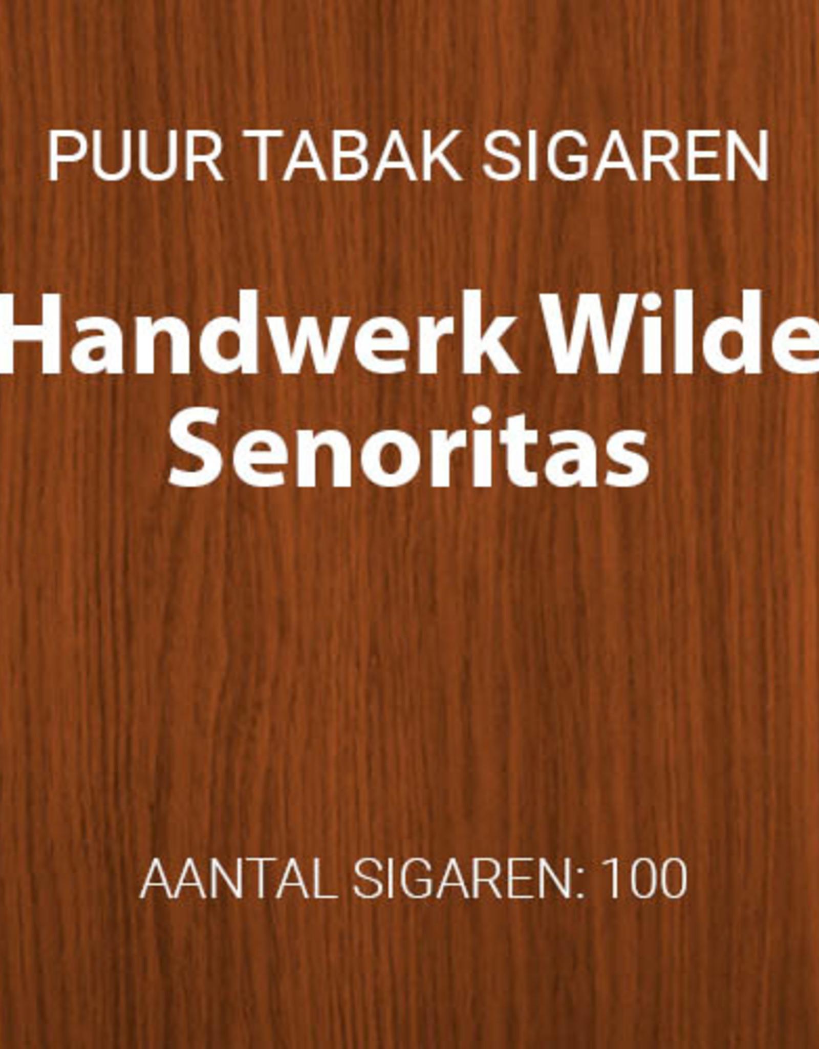 Handwerk Wilde Cigarros 100%