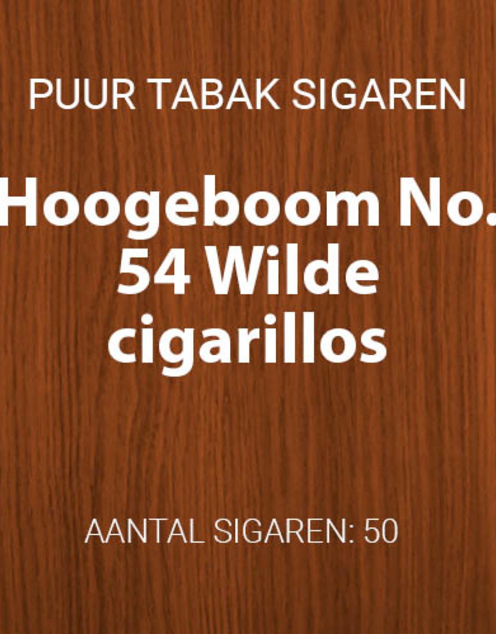 Hoogeboom No. 54 Sumatra Wilde Cigarillos