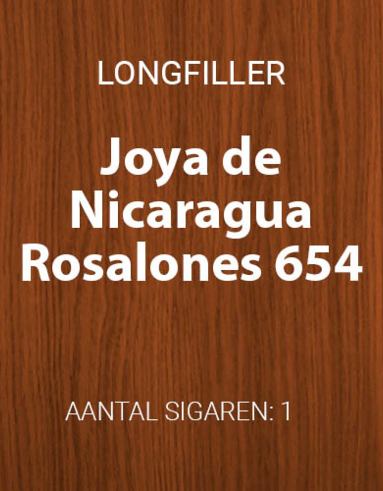 Joya de Nicaragua Rosalones 654 longfiller