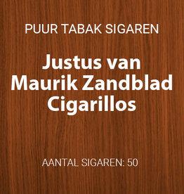 Justus van Maurik Zandblad Cigarillos (50)