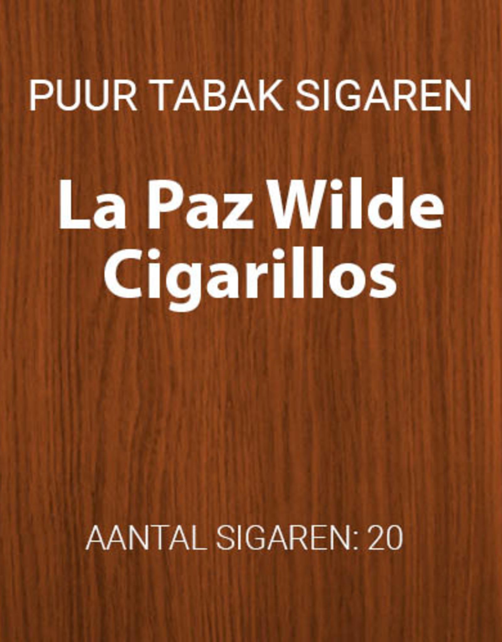 La Paz La Paz 20 wilde Cigarillos