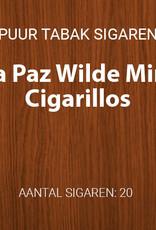 La Paz La Paz 20 Mini Wilde Cigarillos