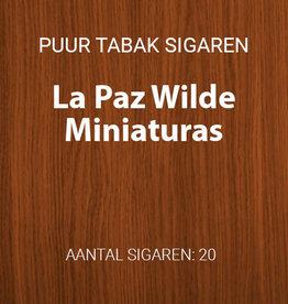 La Paz Wilde Miniaturas