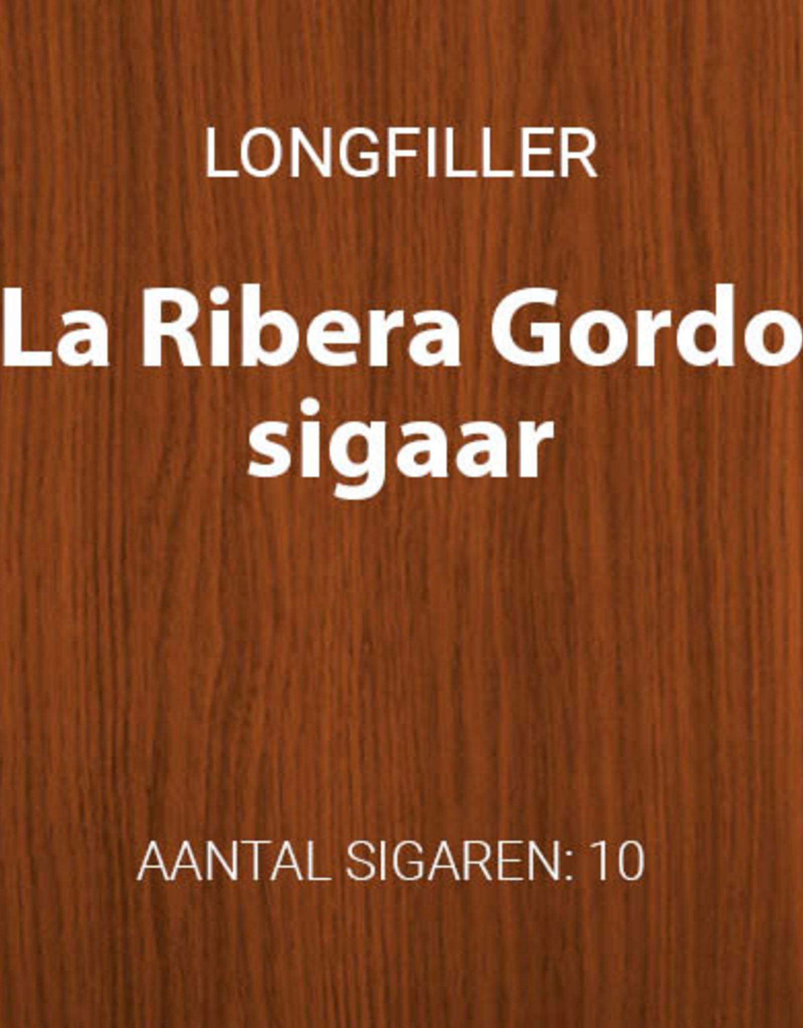 La Ribera La Ribera Gordo 10 stuks