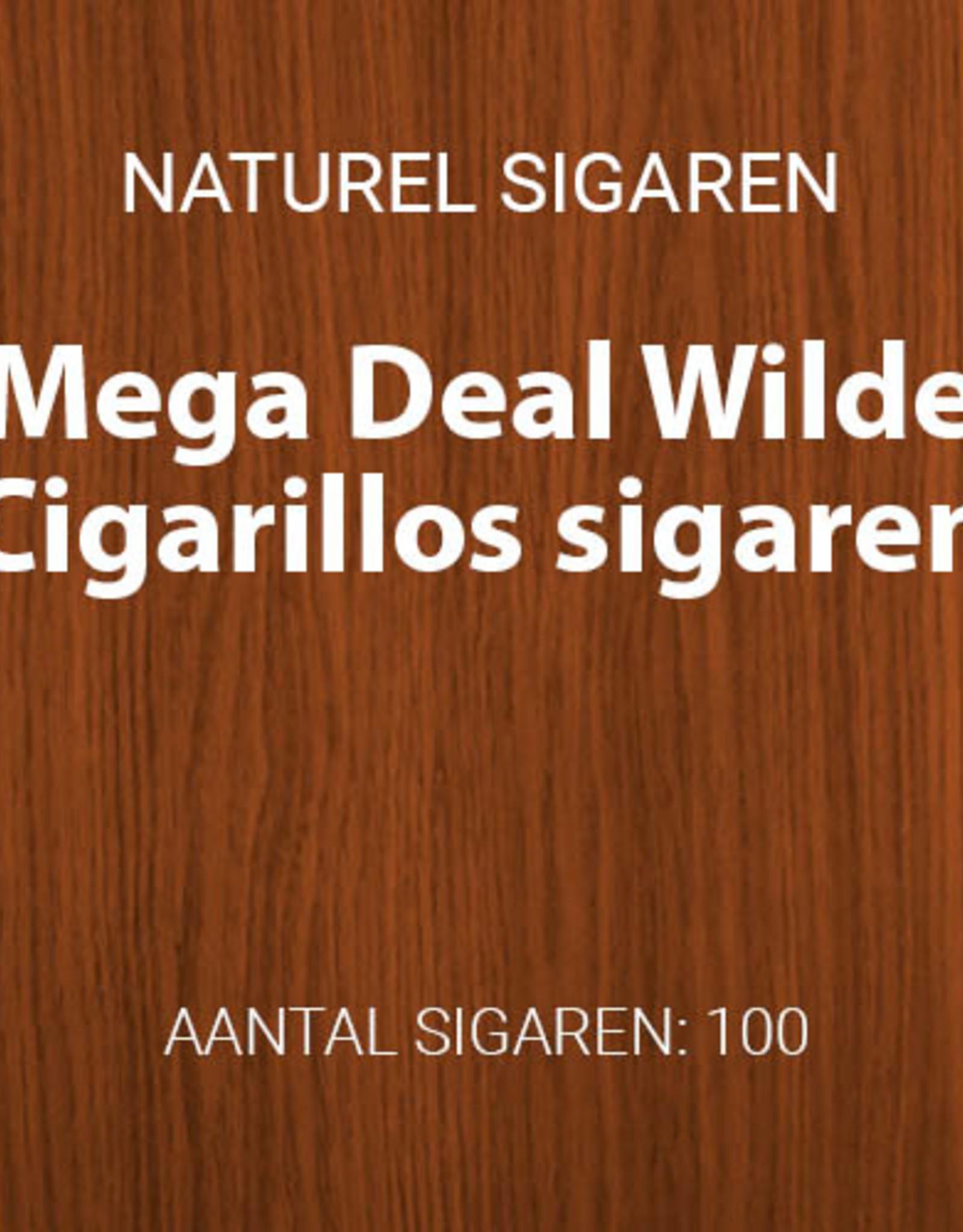 Mega Deal Wilde Cigarillo's