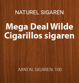 Mega Deal Wilde Cigarillo's