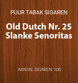 Old Dutch Nr. 25 Slanke Senoritas