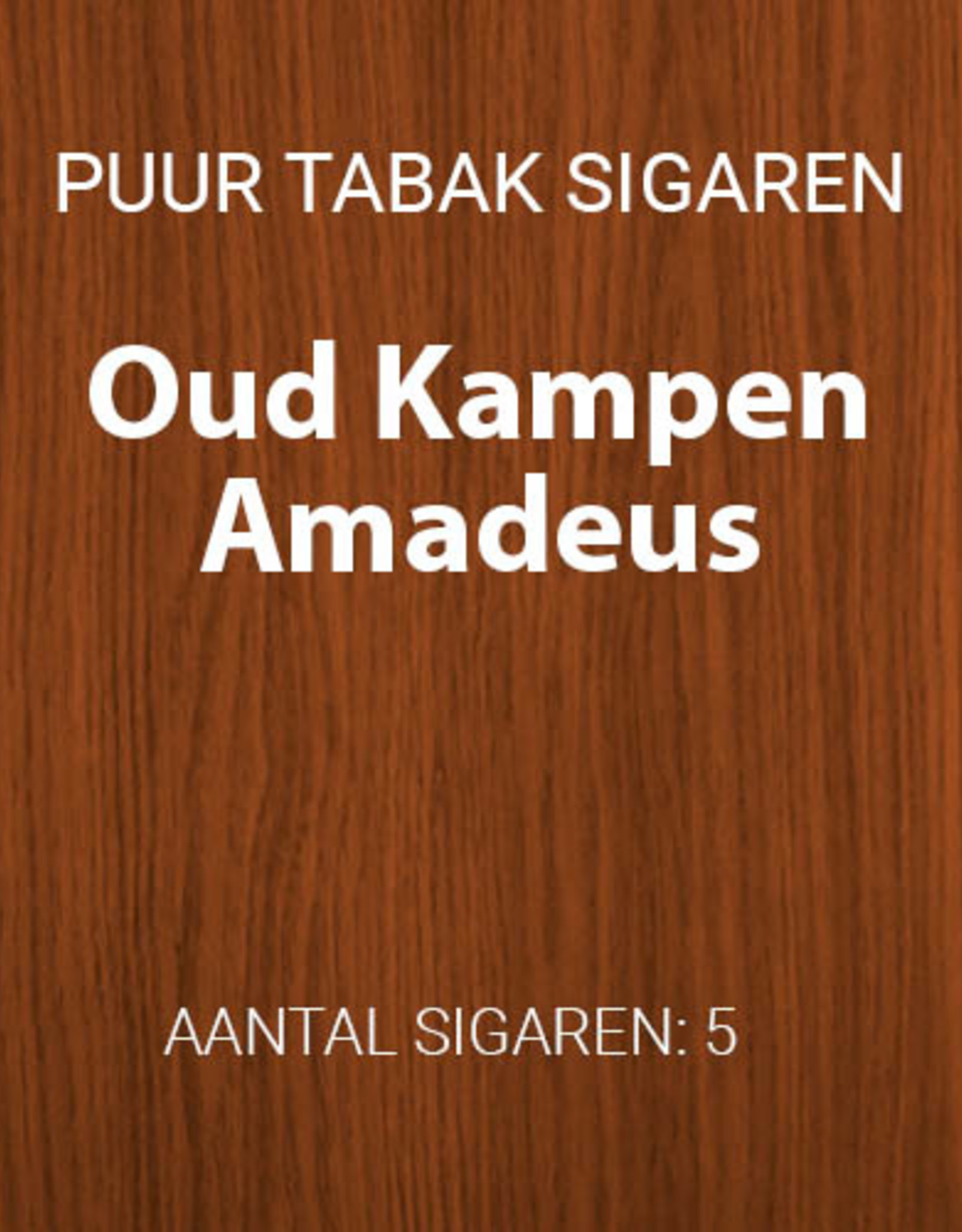 Oud Kampen Oud Kampen Amadeus 5 stuks