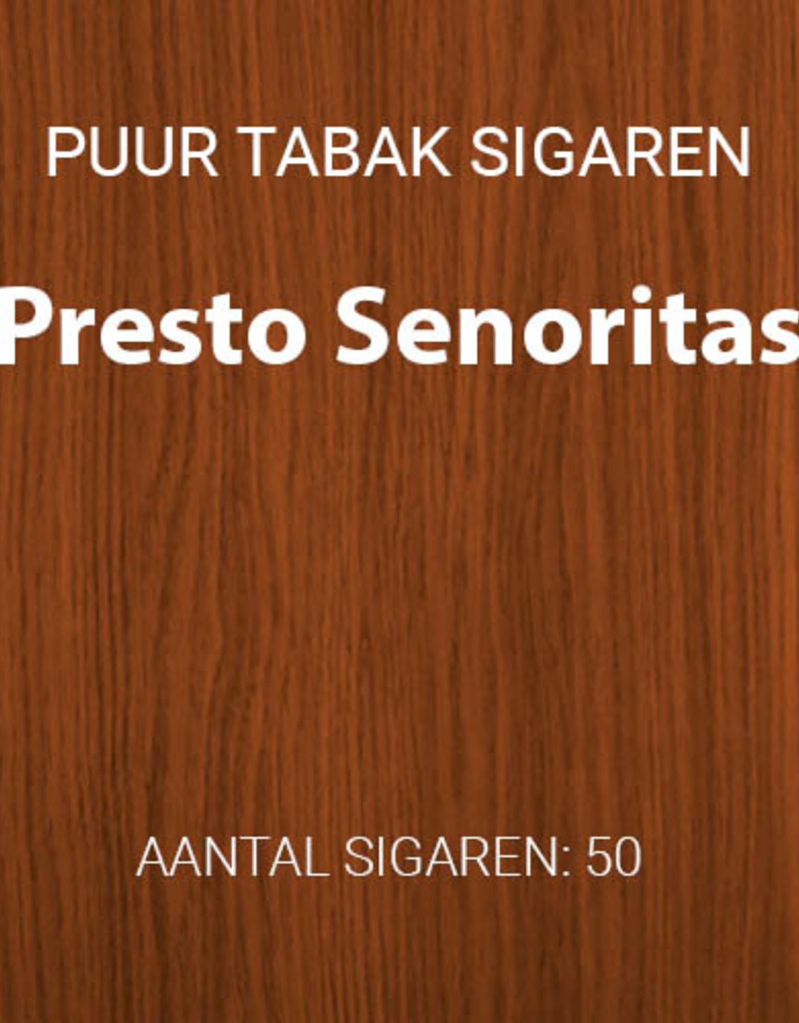 Gouden serie Presto Senoritas