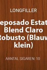 Reposado Estate Blend Claro Robusto longfillers (Blauw, klein)
