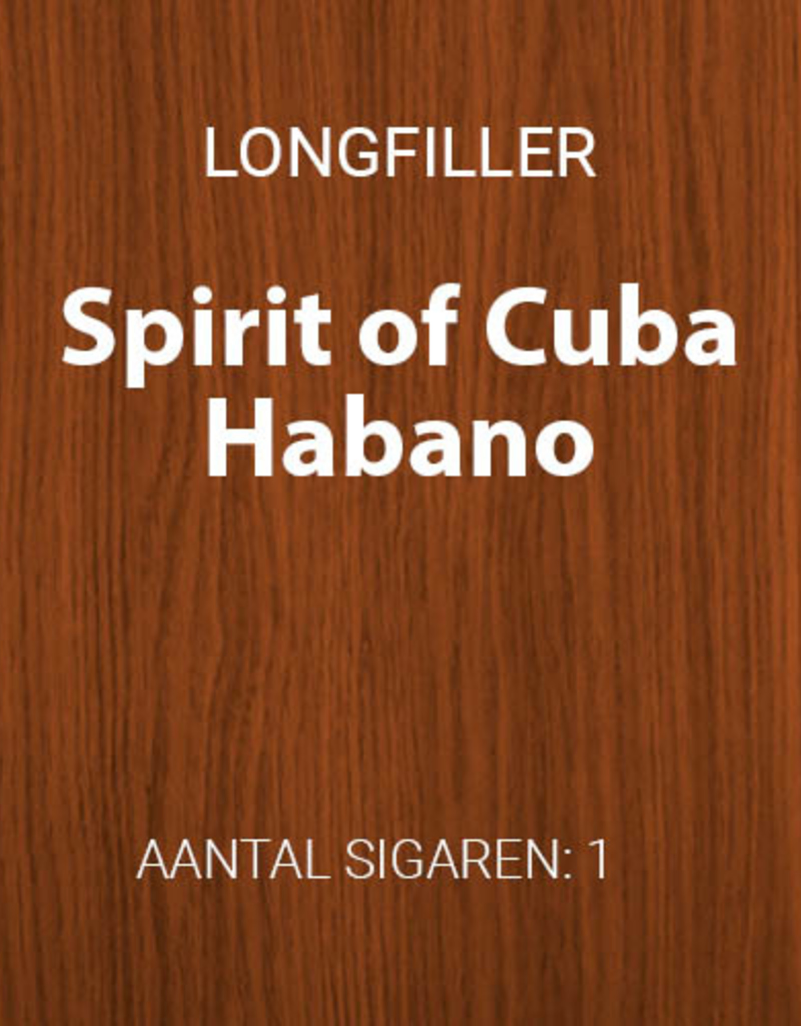 Alec Bradley Spirit of Cuba