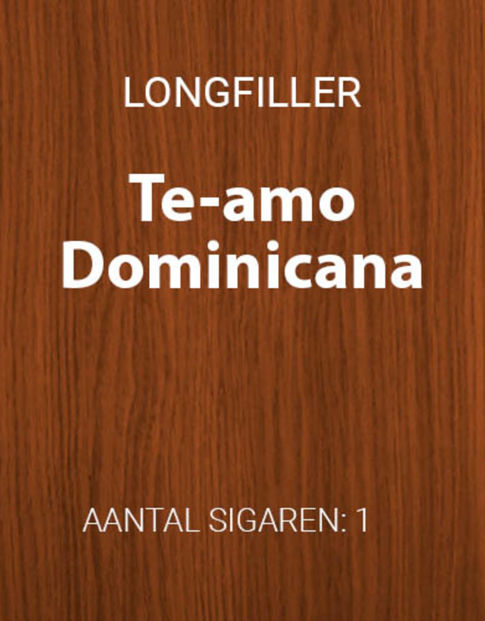 Te-Amo Dominicana longfiller