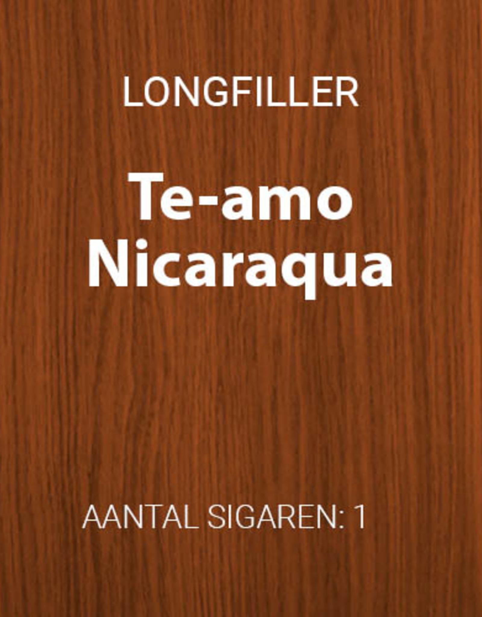 Te-Amo Nicaragua longfiller